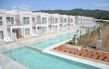 Luxury Hotel: Kairaba Sandy Villas