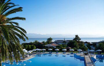 Luxury Hotel: Corfu & Albania