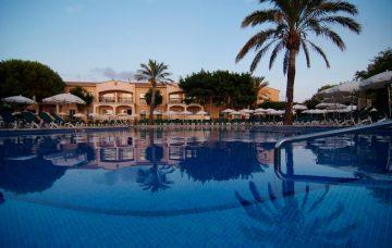 Luxury Hotel: ZAFIRO MENORCA