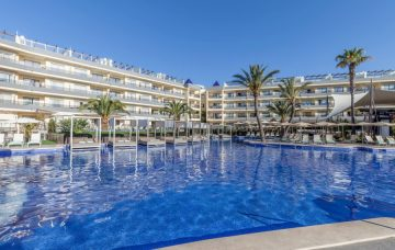 Luxury Hotel: ZAFIRO PALMANOVA