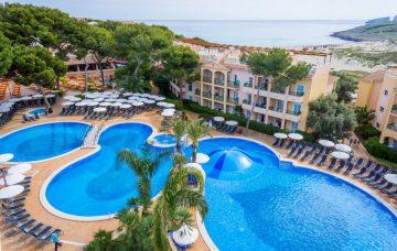 Luxury Hotel: ZAFIRO CALA MESQUIDA