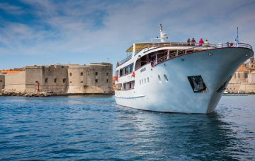 Luxury Hotel: Adriatic Explorer - Croatia Cruise