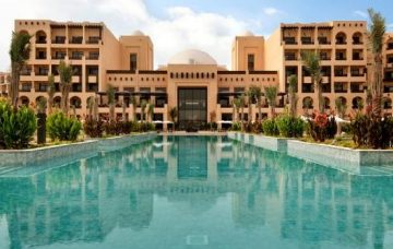 Luxury Hotel: HILTON RAS AL KHAIMAH RESORT & SPA