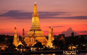 Luxury Hotel: MULTI-CENTRE THAILAND EXPLORER