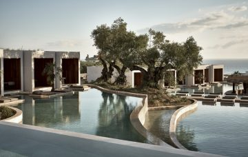 Luxury Hotel: OLEA ALL SUITE HOTEL