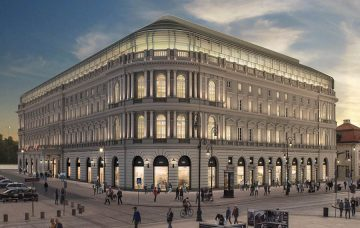 Luxury Hotel: RAFFLES EUROPEJSKI WARSAW