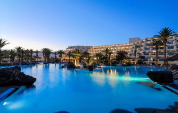 Luxury Hotel: MELIA SALINAS