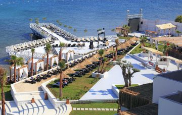Luxury Hotel: Design Plus Seya Beach Hotel