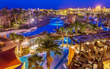 Luxury Hotel: Siva Port Ghalib Resort