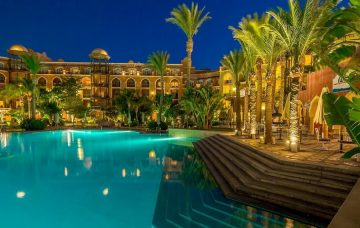 Luxury Hotel: THE GRAND RESORT HURGHADA
