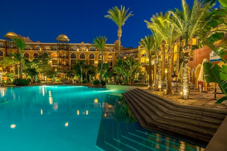 THE GRAND RESORT HURGHADA