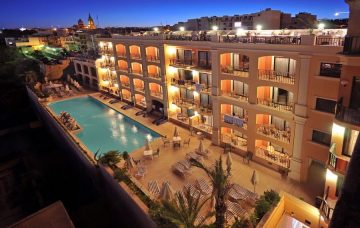 Luxury Hotel: GRAND HOTEL GOZO