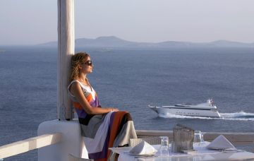 Luxury Hotel: Mykonian Mare Boutique Hotel