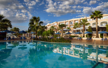 Luxury Hotel: Mitsis Rodos Village Beach Hotel
