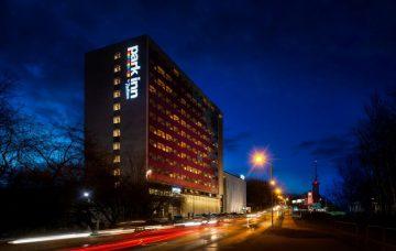Luxury Hotel: PARK INN BY RADISSON KATOWICE