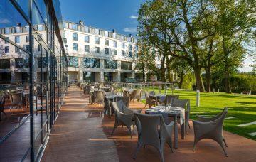 Luxury Hotel: DOUBLETREE BY HILTON HOTEL WARSAW
