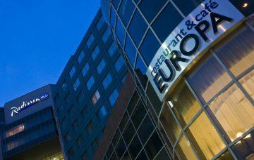 Luxury Hotel: RADISSON BLU HOTEL SZCZECIN