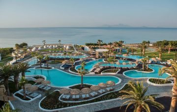 Luxury Hotel: Mitsis Norida Beach Hotel