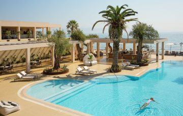 Luxury Hotel: DOMES MIRAMARE CORFU