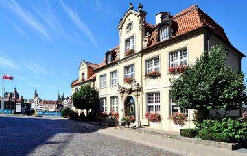 Luxury Hotel: Hotel Podewils