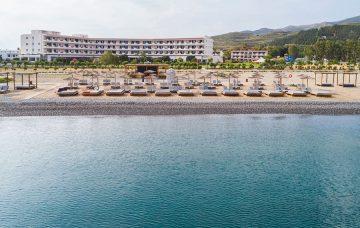 Luxury Hotel: Mitsis Ramira Beach Hotel