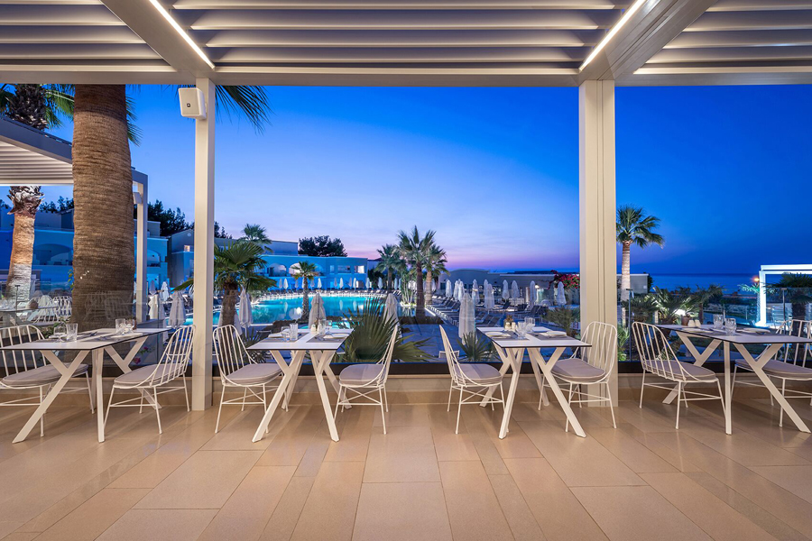 Mitsis Rodos Village Beach Hotel   Luxury Hotels and