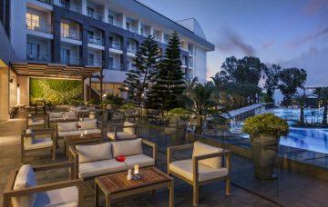 Luxury Hotel: DOUBLETREE BY HILTON ANTALYA KEMER