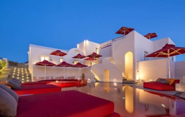Luxury Hotel: Art Hotel Santorini