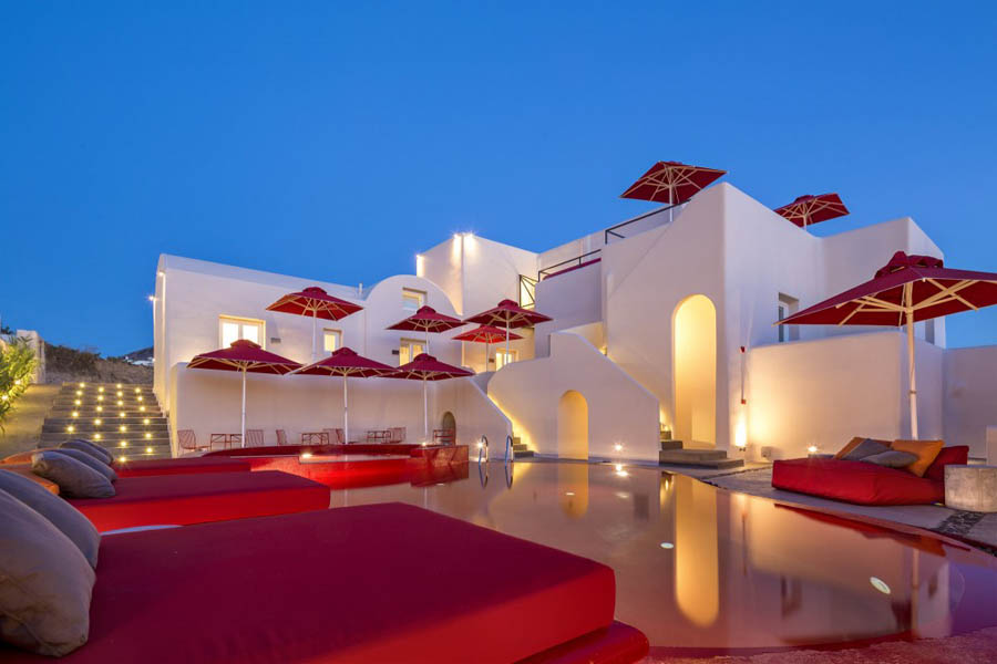 Art Hotel Santorini Going Luxury