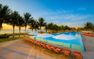 Luxury Hotel: THE GRAND AT MOON PALACE CANCUN