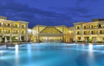 Luxury Hotel: HILTON HURGHADA RESORT