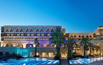 Luxury Hotel: Kempinski Hotel The Dome
