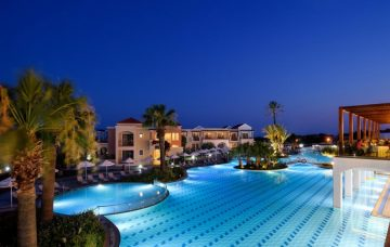 Luxury Hotel: LINDOS IMPERIAL RESORT & SPA