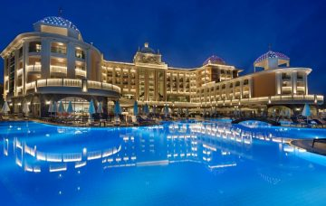 Luxury Hotel: LITORE RESORT HOTEL & SPA