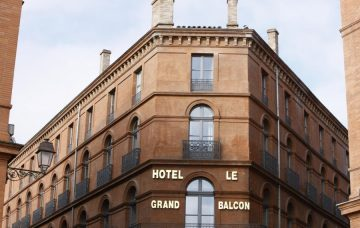 Luxury Hotel: LE GRAND BALCON TOULOUSE