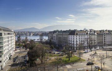 Luxury Hotel: Adagio Geneve Mont Blanc