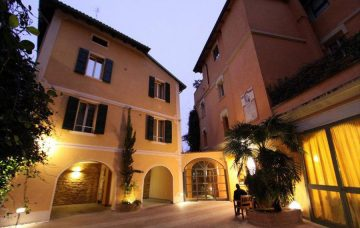 Luxury Hotel: Hotel Il Guercino