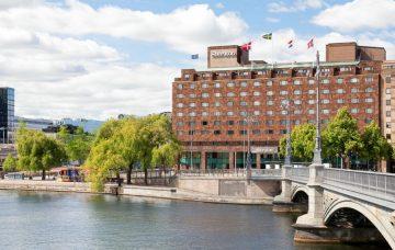Luxury Hotel: Sheraton Stockholm Hotel