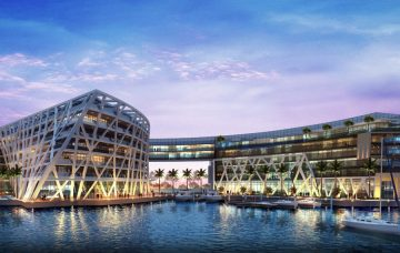 Luxury Hotel: The Abu Dhabi Edition