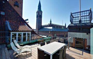 Luxury Hotel: SCANDIC PALACE COPENHAGEN