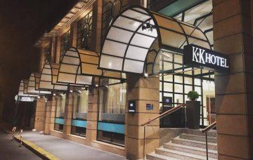 Luxury Hotel: K+K Hotel Opera