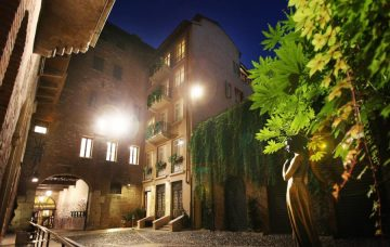 Luxury Hotel: RELAIS DE CHARME IL SOGNO DE GIULIETTA