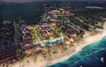 Luxury Hotel: LOPESAN COSTA BAVARO RESORT SPA & CASINO