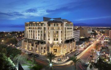 Luxury Hotel: DOUBLETREE BY HILTON HOTEL AQABA