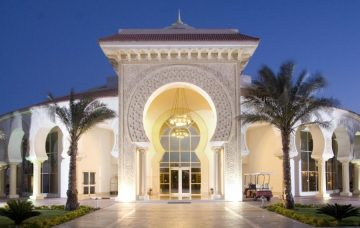 Luxury Hotel: Old Palace Resort