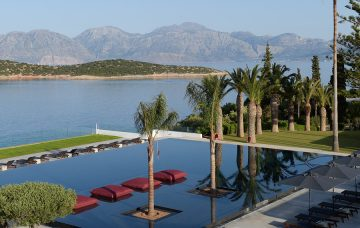 Luxury Hotel: Minos Palace Hotel & Suites