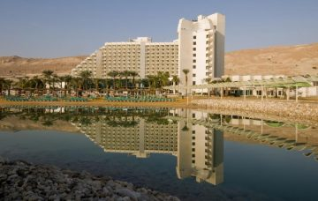 Luxury Hotel: LEONARDO CLUB DEAD SEA HOTEL