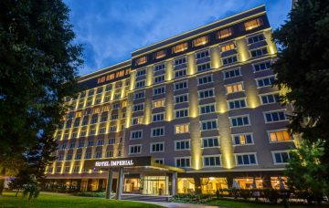 Luxury Hotel: IMPERIAL PLOVDIV HOTEL & SPA