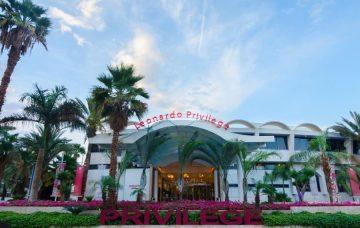 Luxury Hotel: Leonardo Privilege Hotel Eilat