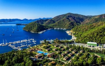 Luxury Hotel: RIXOS PREMIUM GOCEK